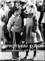 Support Pay Equity